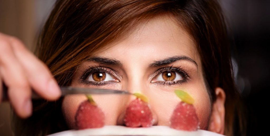 Occhi profondi